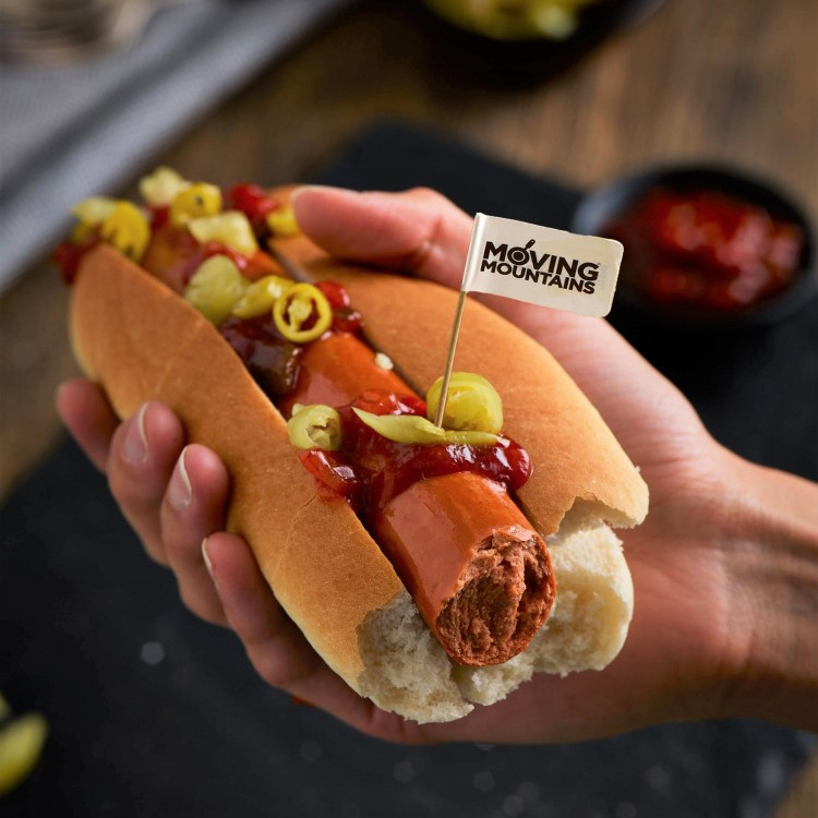 Award-winning Vegan Hot Dogs <br /><span class='product-bracket'>(4 x 90g)</span>