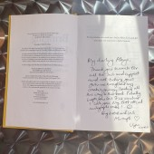 """Signed & Personalised Copy of """"Bringing Up Race - How To Raise a Kind Child in a Prejudiced World"""" by Uju Asika  </span>"""