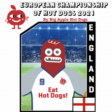 The England Home Kit: England-inspired Hot Dog Feast Royale  <br /><span class='product-bracket'>(feeds 10) Saving a Bundle! <br /><span class='product-bracket'>(o:</span>