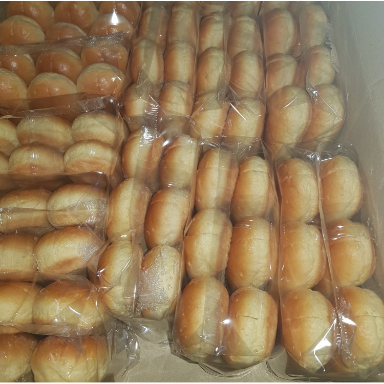 "Whole Case of <br /><span class='product-bracket'>(96 pcs) French Brioche Hot Dog Rolls <br /><span class='product-bracket'>(15cm / 6"") Top-Sliced.  <br /><span class='product-bracket'>(16 x 6-packs)</span>"