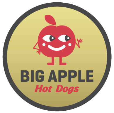Gold Seal gourmet hot dogs from Big Apple Hot Dogs