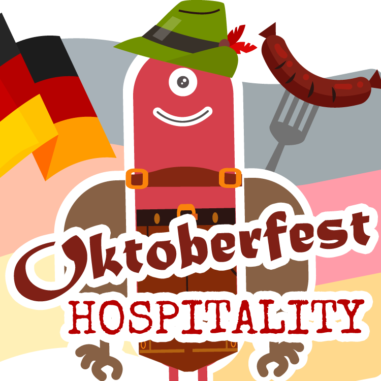 Oktoberfest Special Hot Food Kit for Hospitality Businesses (feeds 49)
