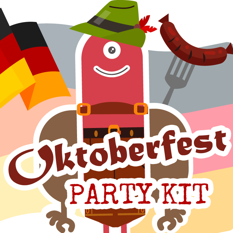 Oktoberfest Special Complete Party Kit